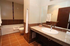 двойна стая баня