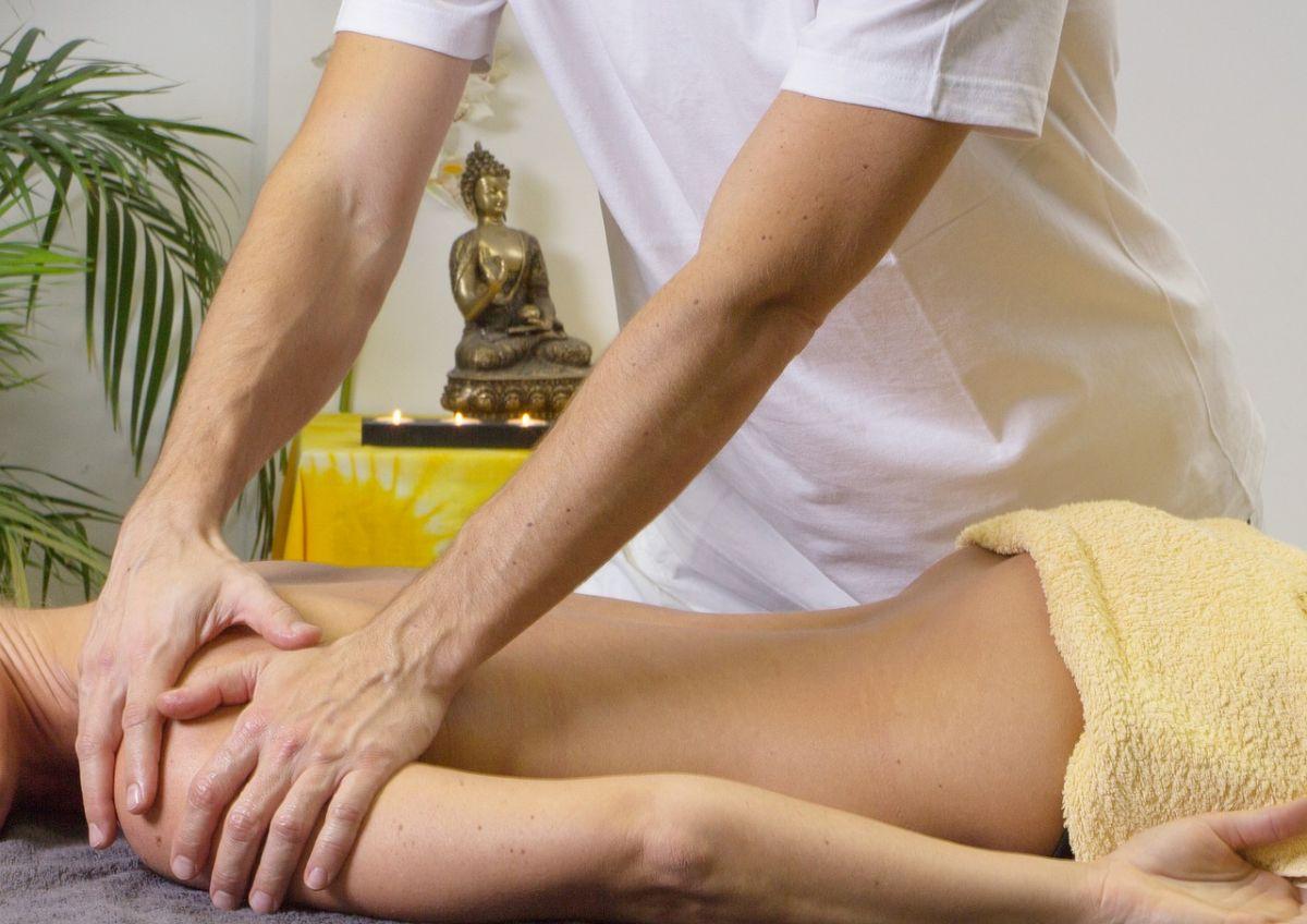 масаж тяло